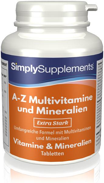 A - Z Multivitamine - B405