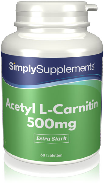 Acetyl L-Carnitin 500mg