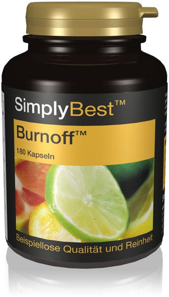 SimplyBest Burnoff Capsules - E776