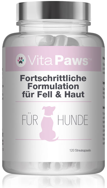Advanced Coat and Skin for Dogs