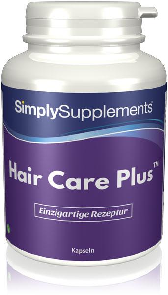 Hair Care Plus Capsules - S486