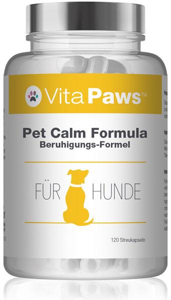 Pet Calm Formula for Dogs