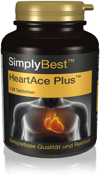 HeartAce Plus Tablets - E772