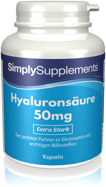 Hyaluronic Acid Capsules - E768