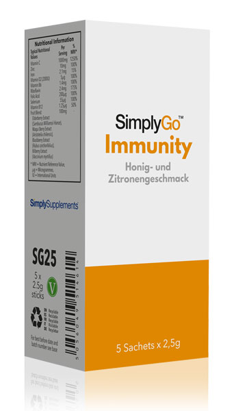 SimplyGo Immunity