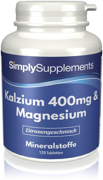 Kalzium & Magnesium Kautabletten
