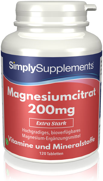 Magnesium Citrate Tablets - E914