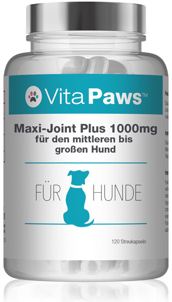 Maxi-Joint Plus 1000mg for Medium to Large Dogs