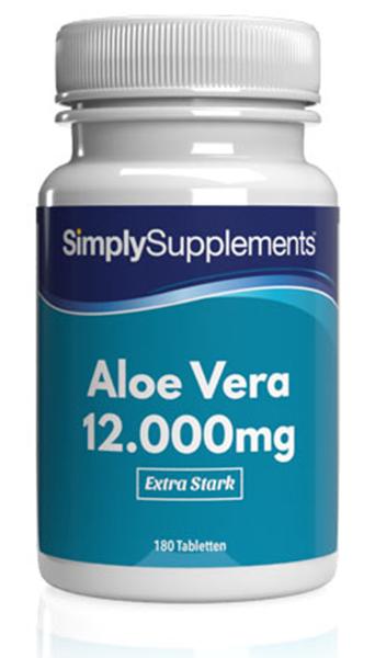 Aloe Vera 12.000mg