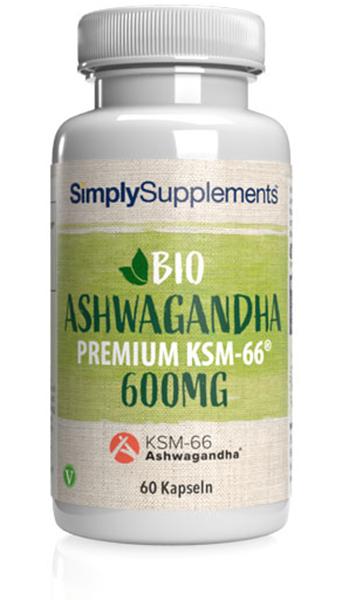 KSM-66® BIO Ashwagandha 600mg