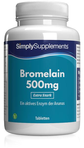 Bromelain Tablets - E621