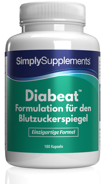 Diabeat - Blutzucker-Formulation