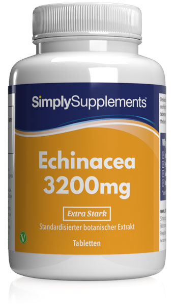 180 Tablet Tup - echinacea 3200mg tablets