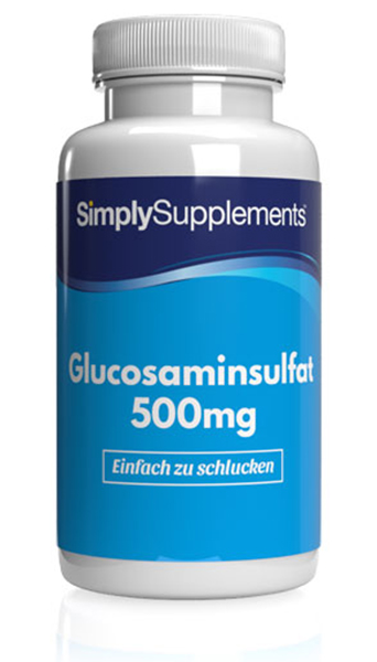 Glucosamine Sulphate Tablets - S128