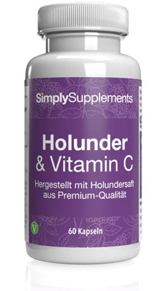 Holunder & Vitamin C