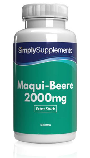 Maqui-Beere 2000mg