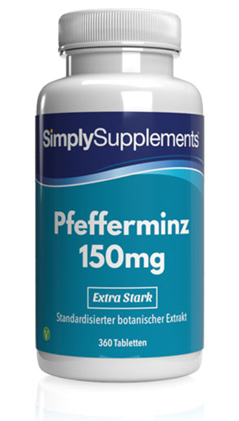 Peppermint Tablets - E341