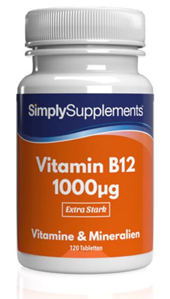Vitamin B12 1000µg