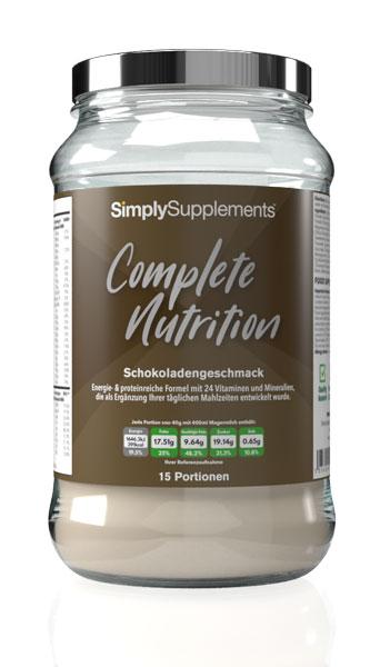 Complete Nutrition - Aufbaugetränk