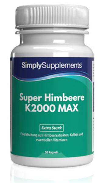 Super Himbeere K2000 MAX