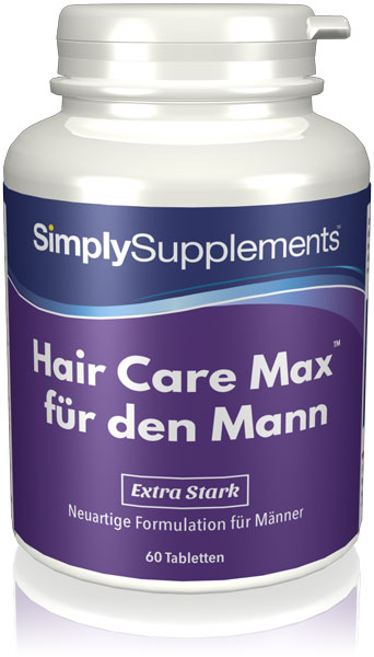 Hair Care Tabletten für den Mann - B577