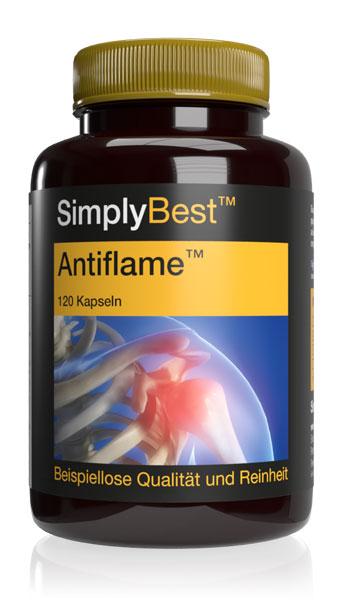 Antiflame SimplyBest Capsules - E705