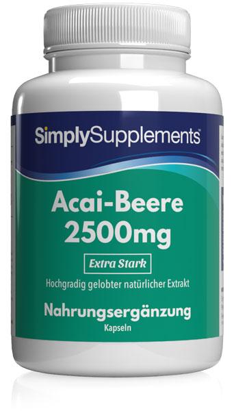Acai Beeren Extrakt - B876