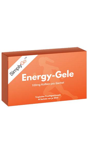 SimplyGo™ Energy-Gele