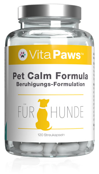 Pet Calm Formula for Dogs