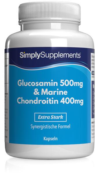 Glucosamin 500mg & Chondroitin 400mg