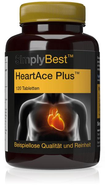 HeartAce Plus Tablets - E772