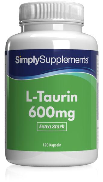 L-Taurin 600mg