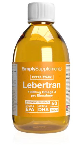 Lebertran - 300ml