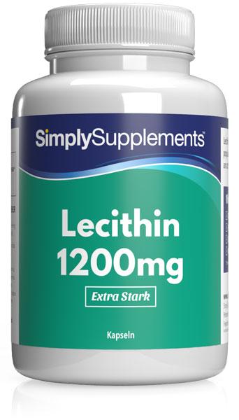 Lecithin Capsules - S903