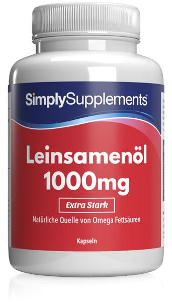120 Capsule Tub - flaxseed oil capsules