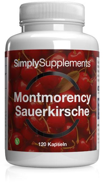 Montmorency Sauerkirsche 450mg