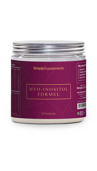 Myo-Inositol Fertility Formel