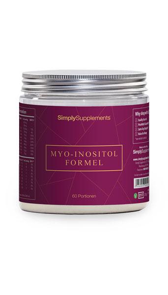 Myo-Inositol Fertility Formel