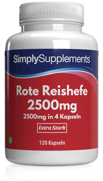Rote Reishefe 2500mg