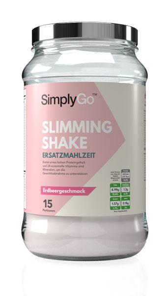 Slimming Shake - Mahlzeitenersatz