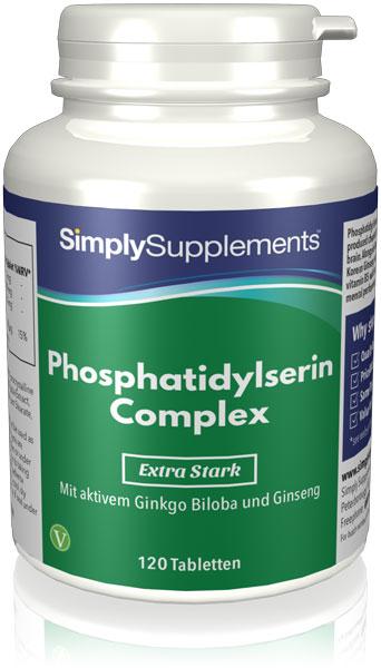 Phosphatidylserine Tablets - E327