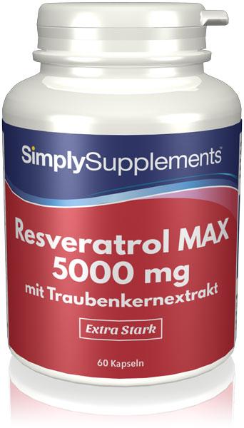 Resveratrol 5000mg - B574