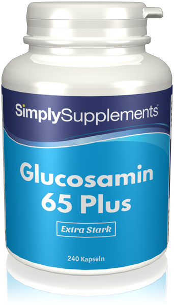 Quick Release Glucosamine Capsules - E121