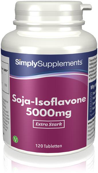 Soya Isoflavones Tablets - E591