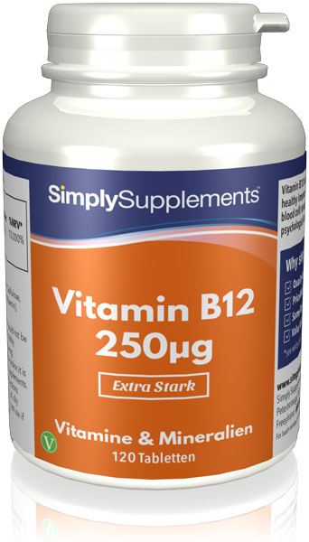 Vitamin B12 250µg